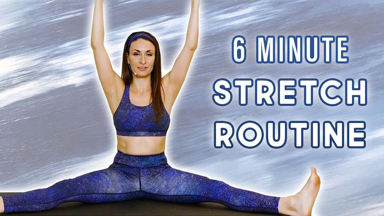Short & Sweet Stretch Routine for Beginners, Bedtime Stretches, Pain Relief, Pregnancy