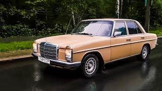 С Уважением к Классике. Mercedes W115