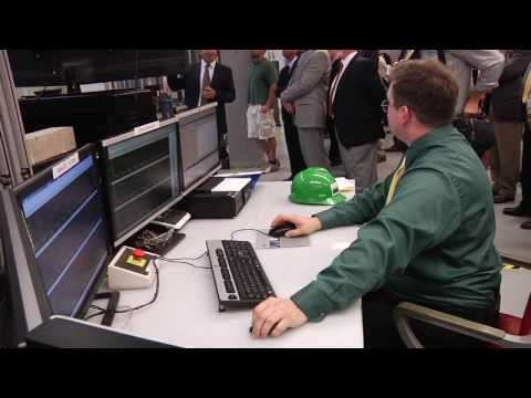 Wind Blade Test Facility Opens at Clarkson University