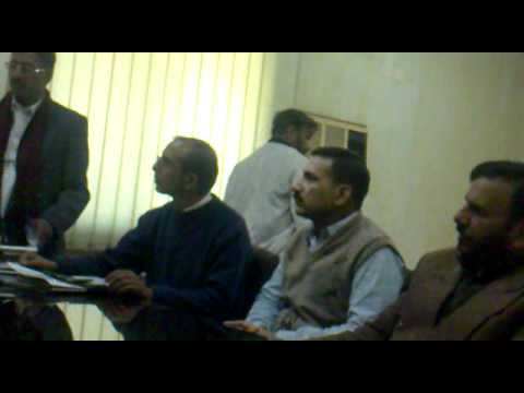 Meeting between Minister Housing and APCA (PHED)