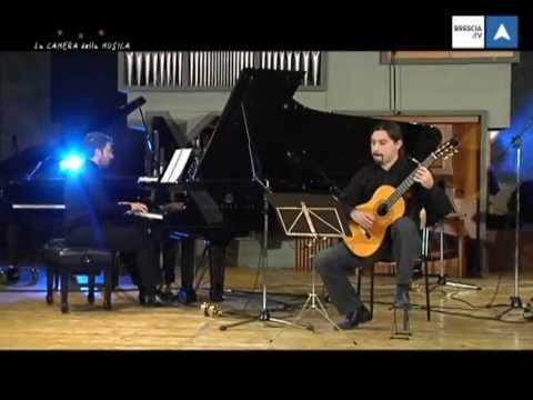 La Camera della Musica Informal Quartet 2° parte C. Bolling Claudio Bonometti, Preludio e Fuga