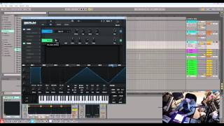 Xfer Records Serum - White Noise Phaser Sweeps