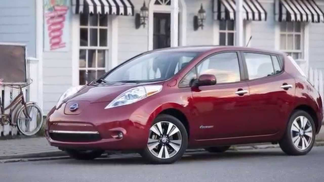 2015 nissan leaf vs 2016 chevy volt youtube. Black Bedroom Furniture Sets. Home Design Ideas