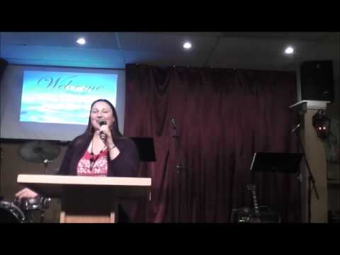 Eva Gegeny - Heaven (Testimony), Rancho Cucamonga, CA, Jan.11, 2015