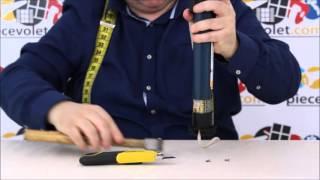 N° 8 Remplacement du Condensateur dans un moteur Somfy ipso ou ipso Rts