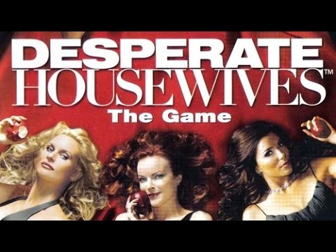 Desperate Housewives - SLAPPING PARTY! #15 (The Game)