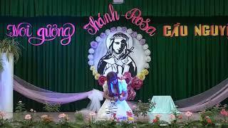 2017-Kịch Thánh ROSA mẫu gương cầu nguyện