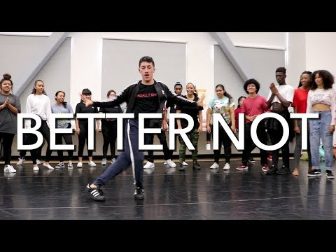 Louis the Child  - Better Not feat. Wafia | Danny Inestroza Choreography