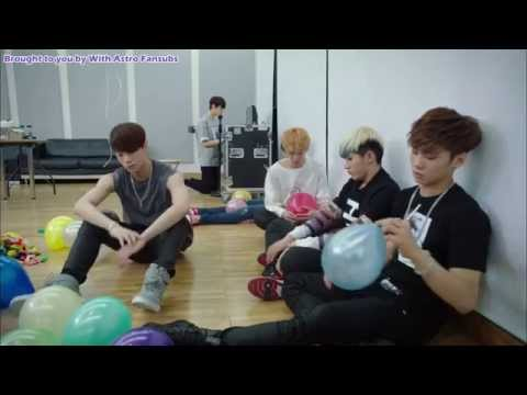[ENGSUB] 150818 투 비 컨티뉴드 (To Be Continued) Ep.1 - Back To Astro