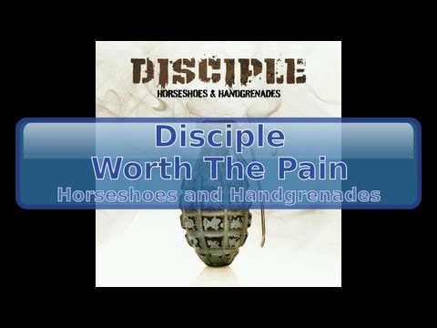 Disciple - Worth The Pain [HD, HQ]
