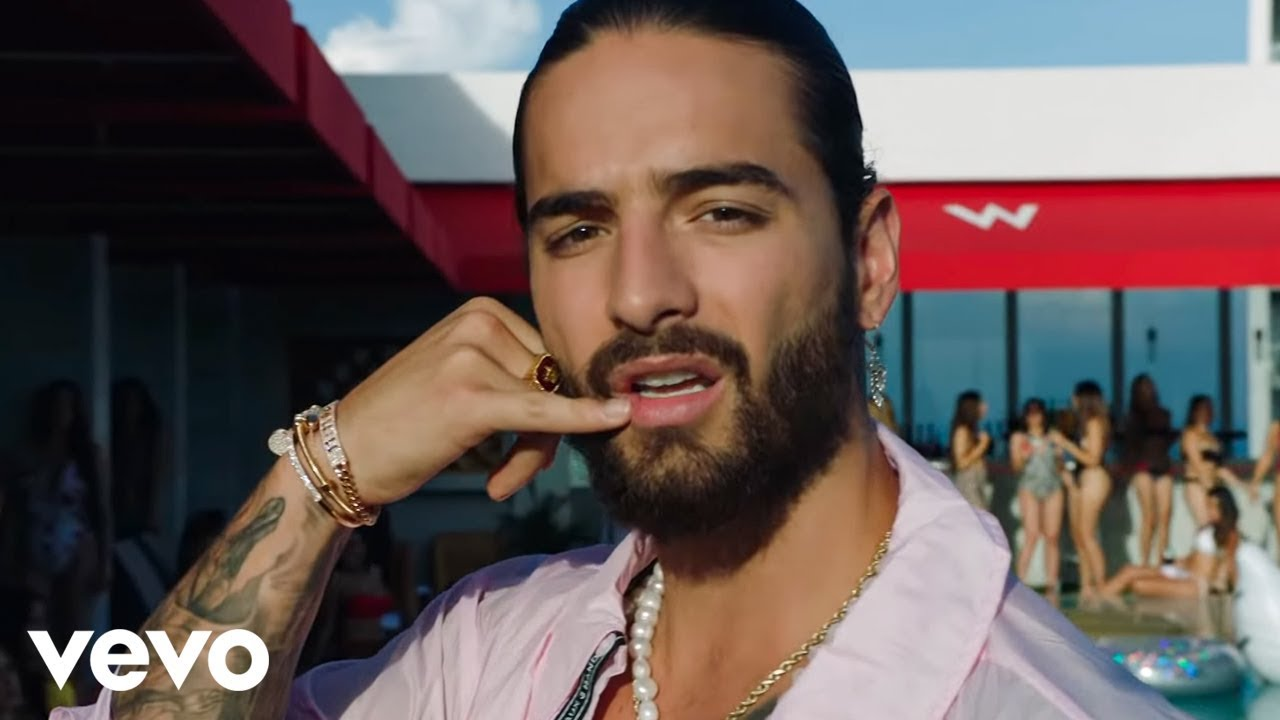 Maluma - Mala Mía (Official Video)