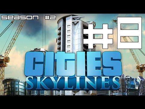 Cities: Skylines - S2 - #8 - Poop Control