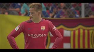 Clip: Fifa 18 Online / Barca VS. Juventus 0-5 (Highlights) - Xbox One S