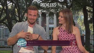 Stars Preview New CBS Series 'Reckless'