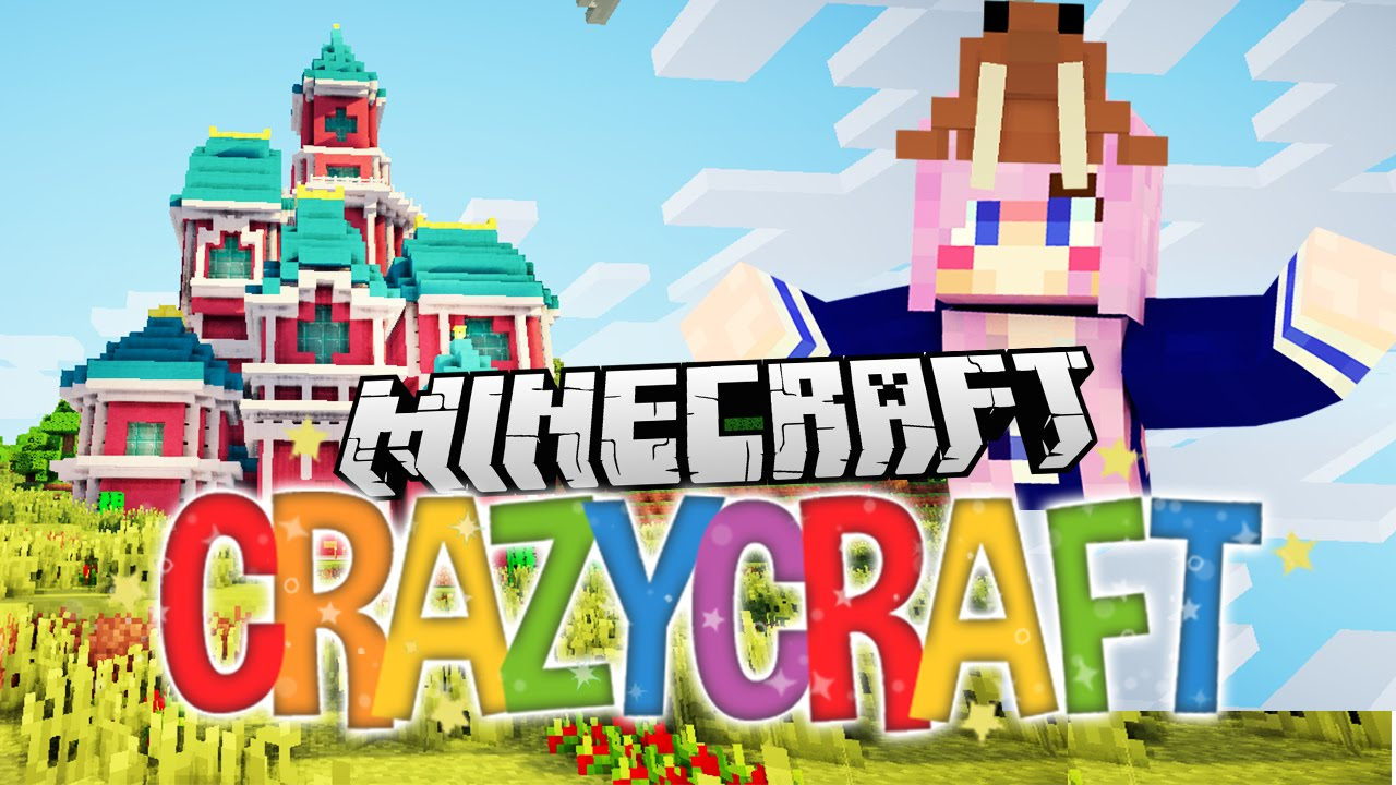 How To Build Ldshadowlady Crazy Craft House