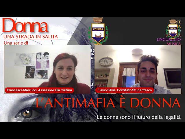 L'Antimafia è donna - 26 gennaio 2021 - Pantelleria