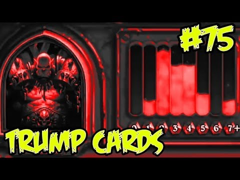 Hearthstone: Trump Cards 75 - Worst arena card pool ever