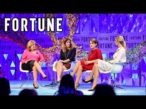 Ivanka Trump Joins CEOs of Lockheed Martin and Deloitte to Discuss the Workforce I Fortune