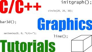 C/C++ Graphics Tutorial 4 | Bar