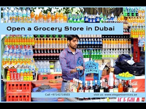 Job in Dubai 39 Grocery Shop Business in Dubai