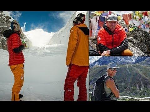 American pair ski down from Everest´s sister peak Mount Lhotse - Daily News