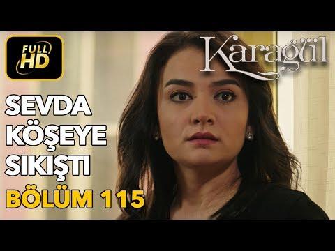 Karagül 95. Bölüm / Full HD (Tek Parça) - Baran Ebru'yu Kurtarıyor