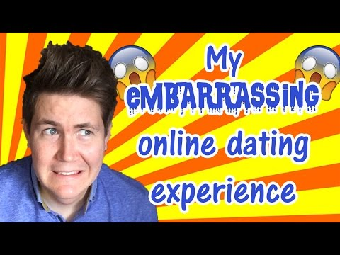 Online dating embarrassing