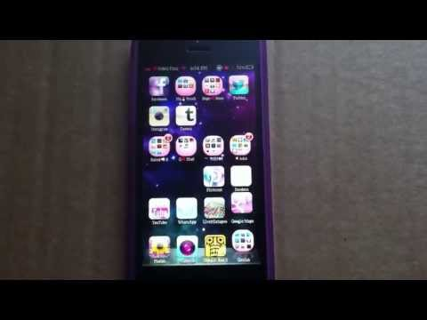 How to create non shortcut CocoPPa icons for your jail broken iPhone running on IOS 6