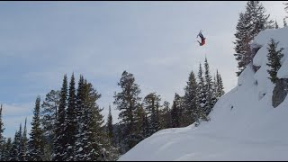 Kai 3.0: Thirteen-Year-Old Skier Kai Jones Takes Flight at Jackson Hole