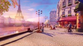 BioShock Infinite Burial at Sea Episode 2 - Paris Scene