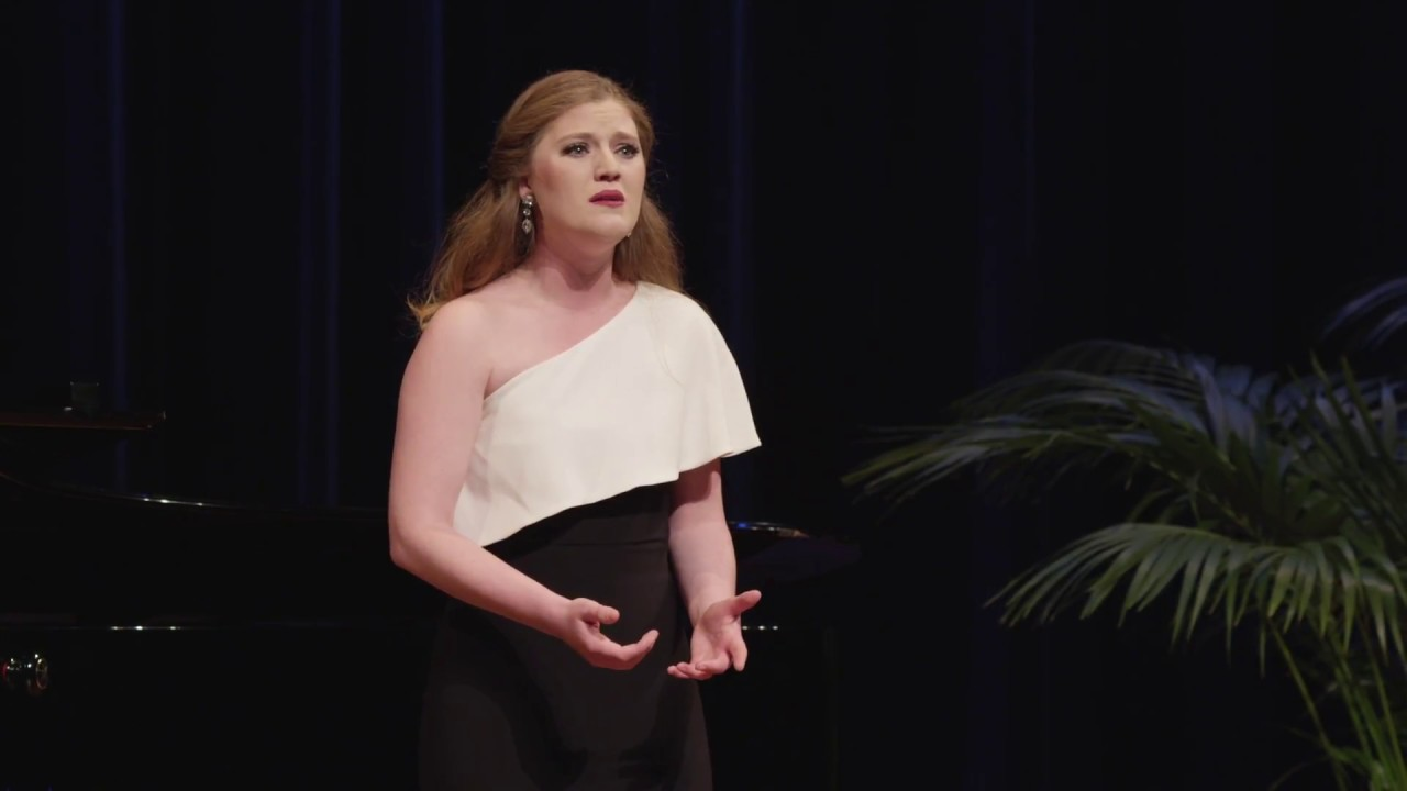 """""""But you do not know this man"""" by William Bolcom, sung by Erin O'Meally"""