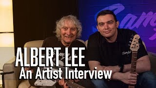 Albert Lee: An Artist Interview