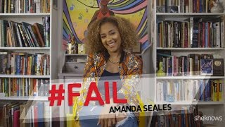 #FAIL - Amanda Seales - Actress & Comedian