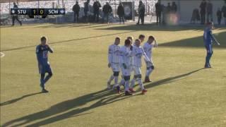 Spielaufzeichnung: SK Sturm Graz 3:1 SC Wiener Neustadt (2:0)