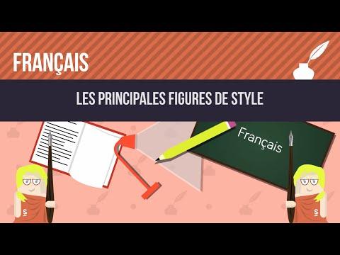 Français 3ème : Les principales figures de style