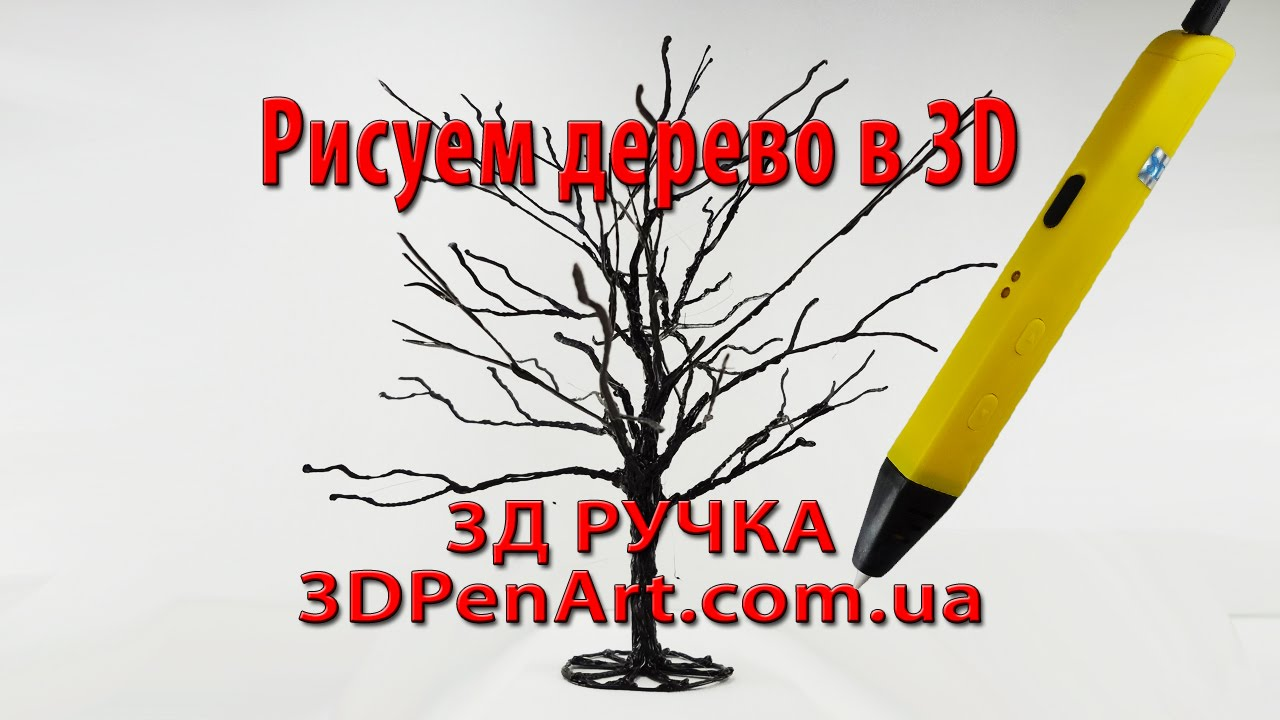 Обзор на знаменитую 3D ручку из Китая - YouTube