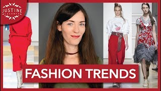 FASHION TRENDS FALL / WINTER 2017 - 2018 | Justine Leconte