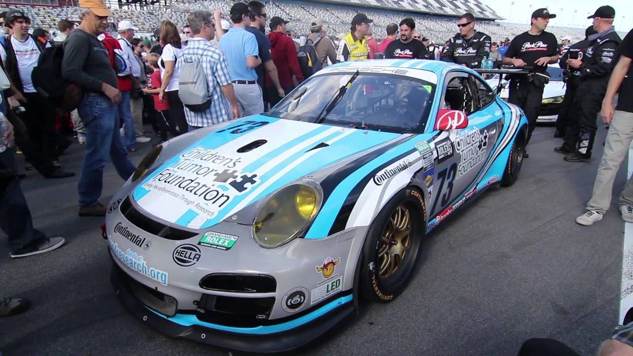 park place motorsports 24 hours of daytona 2013 porsche gt3