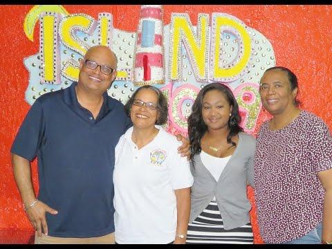 Part 1 Creative Nassau @ 102.9FM Island Radio