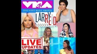 8.20.18 - Aretha Franklin, Omarosa, Nicki Minaj vs Cardi B, UPDATES and more....