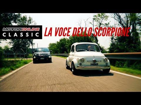 Abarth | La voce dello Scorpione, 695 XSR Yamaha Lim. Ed. vs 695 SS del 1964