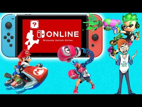 "Nintendo Switch Online ""Worth The Wait""? Switch Will Be Relevant For 10 Years? -FUgameCrue Scoop"