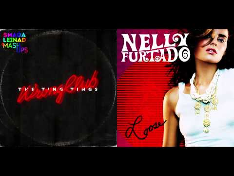 The Ting Tings vs. Nelly Furtado ft. Timbaland - Promiscuous Club