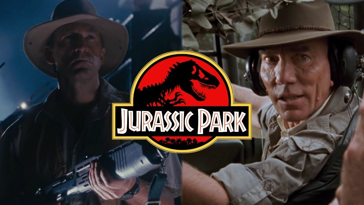 9340fc04124bc The Differences Between Robert Muldoon And Roland Tembo - Jurassic Park VS  The Lost World