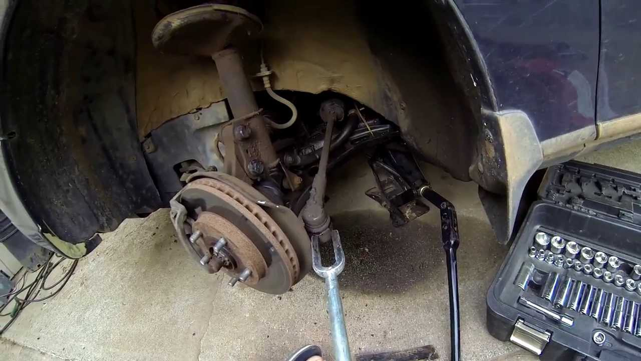replacing a bunch of front end drive parts on my camry youtube rh youtube com 1997 toyota camry suspension diagram 1999 toyota camry rear suspension diagram