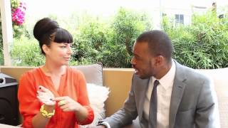 Only in L.A. Luciana Caporaso Interview Part 1