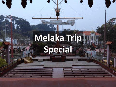 Melaka Trip Special (A Pirate's Adventure)