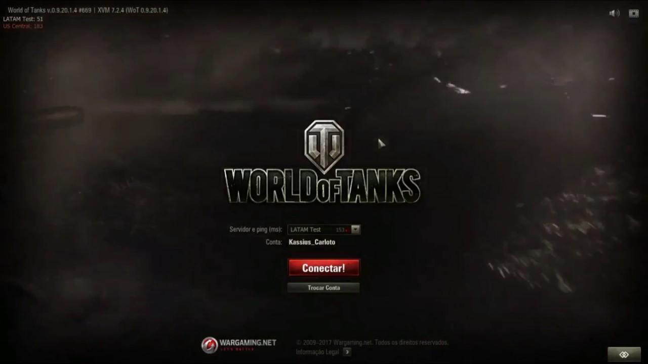 Tutorial de instalação Mod PROTANKI (XVM) World of Tanks