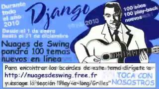 I wonder where my baby is tonight : play-back n°087b (Nuages de Swing 100 Django 100 play-a-long)
