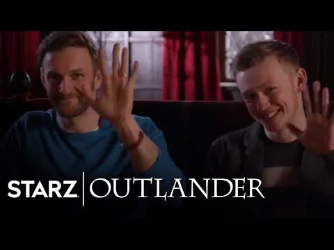 Outlander | Steven Cree and John Bell Season 3 Interview | STARZ